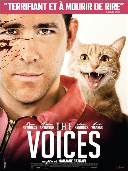 The Voices [HDRip] [MULTI]