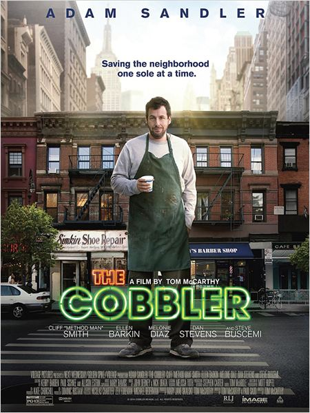 The Cobbler  FRENCh | DVDRIP