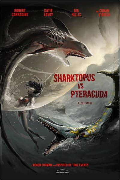 Sharktopus vs. Pteracuda [DVDRiP] [TrueFrench]