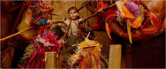 Pan : Photo Levi Miller (II)