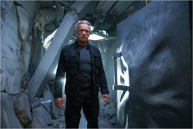 Terminator Genisys : Photo Arnold Schwarzenegger