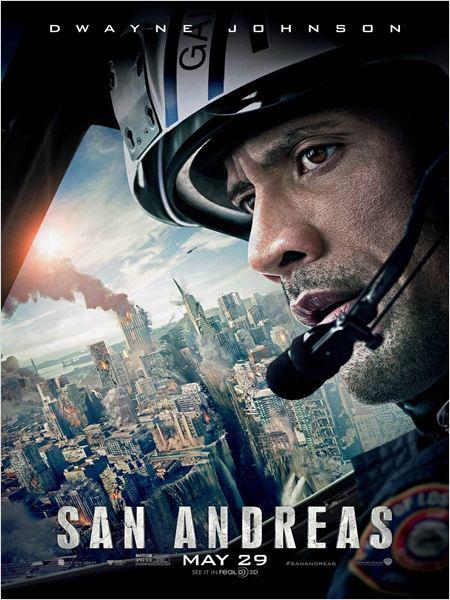 San Andreas VS The Rock 545103
