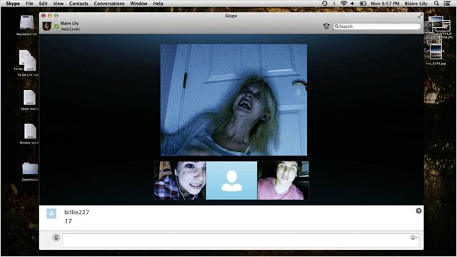 Unfriended : Photo Moses Jacob Storm, Renee Olstead, Shelley Hennig