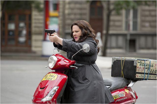 Spy : Photo Melissa McCarthy