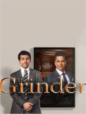 The Grinder saison 1 en vostfr