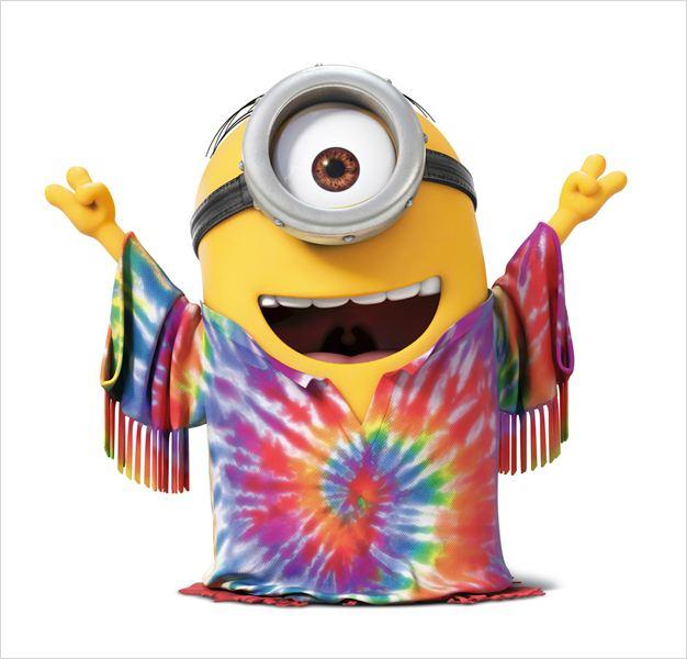 hippie minion