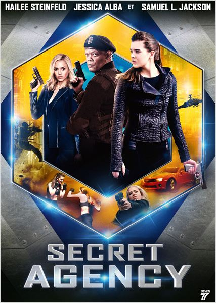 Secret Agency DVDRIP TRUEFRENCH STREAMING