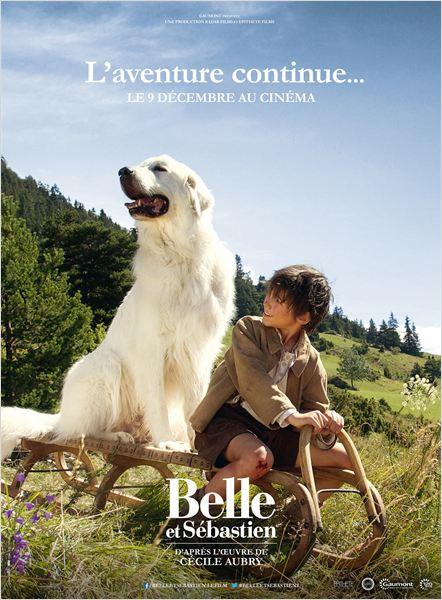 Belle et Sébastien – l'aventure continue [DVDRiP] [FRENCH]