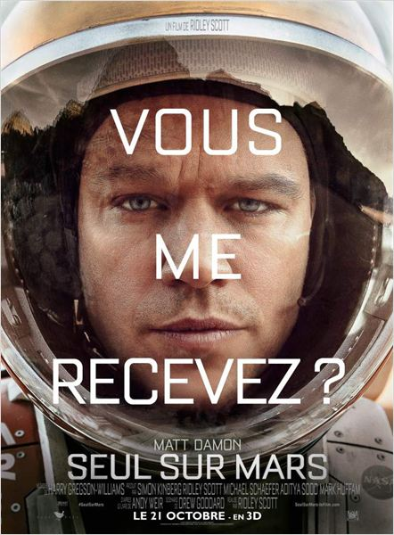 Seul sur Mars streaming