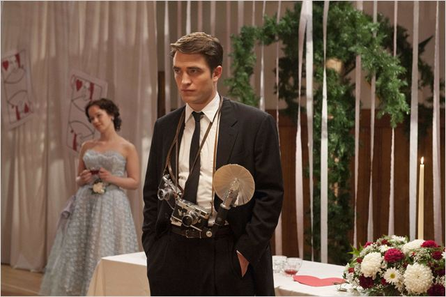 Life : Photo Robert Pattinson