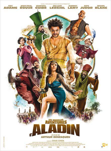 Les Nouvelles aventures d'Aladin streaming