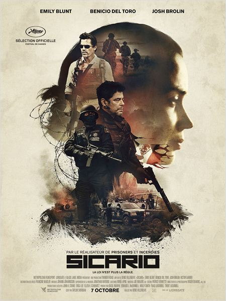 Sicario [DVDRiP] [FRENCH]
