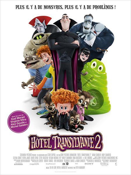 Hôtel Transylvanie 2 ddl