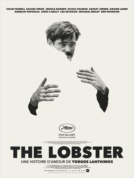 The Lobster : Affiche