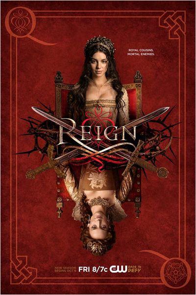 Reign saison 3 en vo / vostfr