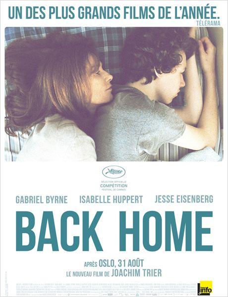 Back Home : Affiche