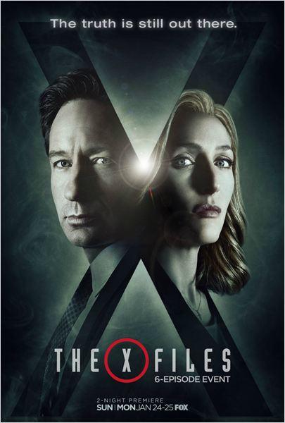 X-Files saison 10 en vo / vostfr