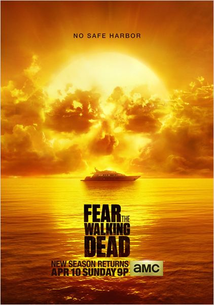 Fear The Walking Dead saison 2 en vo / vostfr