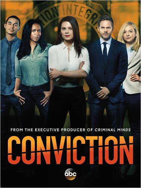 Conviction saison 1 en vo / vostfr
