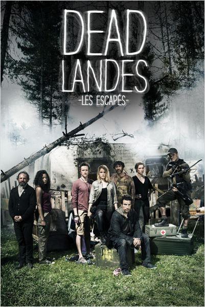 Dead Landes, les escapés : Affiche
