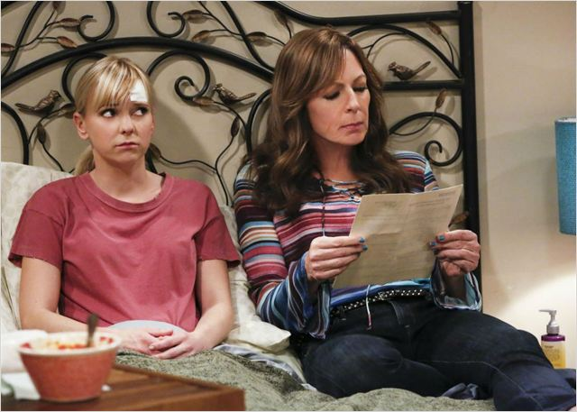 Photo Allison Janney, Anna Faris