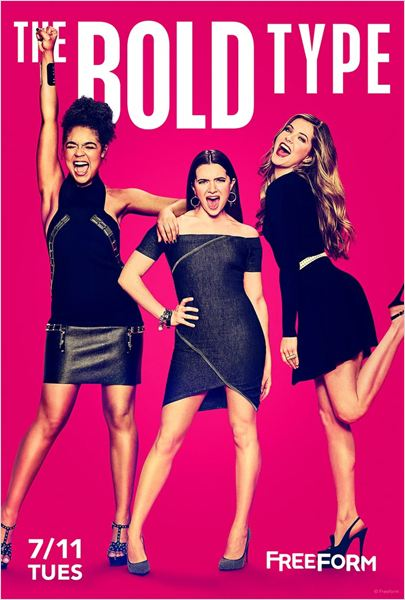 The Bold Type S01 complète VOSTFR