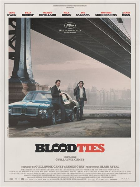 film Blood Ties en streaming