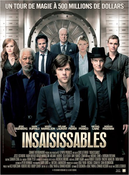 Insaisissables Film Streaming VK