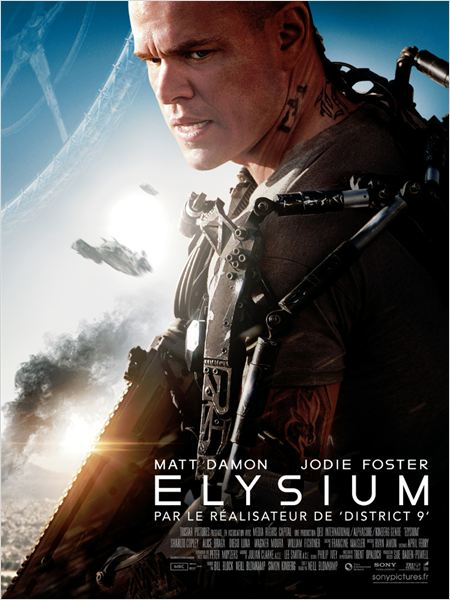 Elysium |FRENCH| [TS LD] 1CD