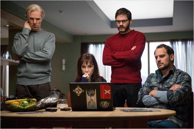 Le Cinquième pouvoir : Photo Benedict Cumberbatch, Carice Van Houten, Daniel Brühl, Moritz Bleibtreu