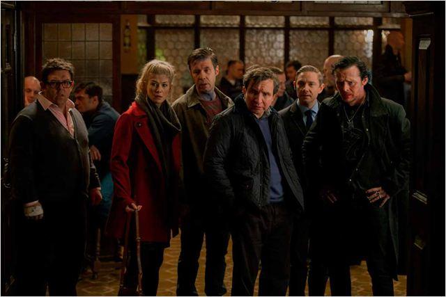 Le Dernier pub avant la fin du monde : Photo Eddie Marsan, Martin Freeman, Nick Frost, Paddy Considine, Rosamund Pike
