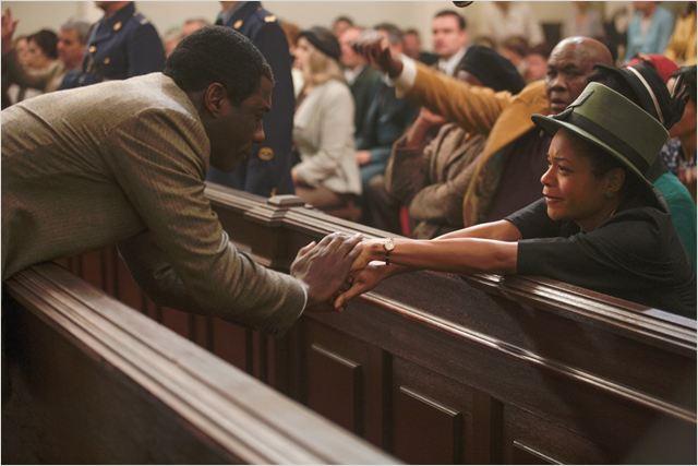 Mandela : Un long chemin vers la liberté : Photo Idris Elba, Naomie Harris