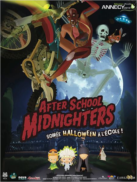 Telecharger After School Midnighters MultiLangues BDRIP Gratuitement