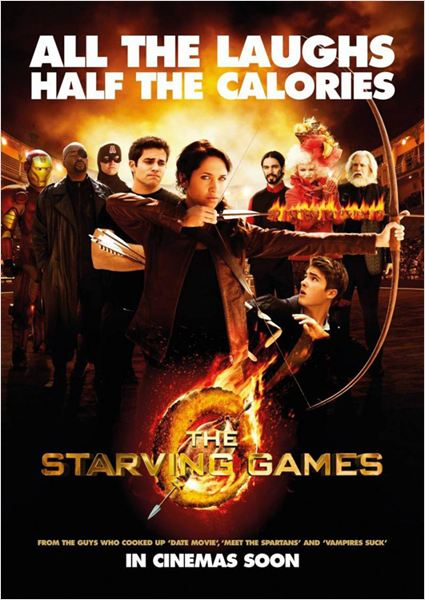 The Starving Games |FRENCH| [DVDRiP]