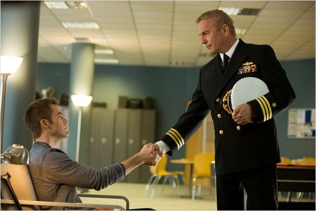 The Ryan Initiative : Photo Chris Pine, Kevin Costner