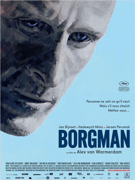 Borgman : Affiche