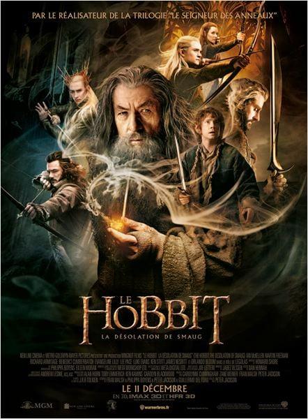 Le Hobbit : la Désolation de Smaug ddl