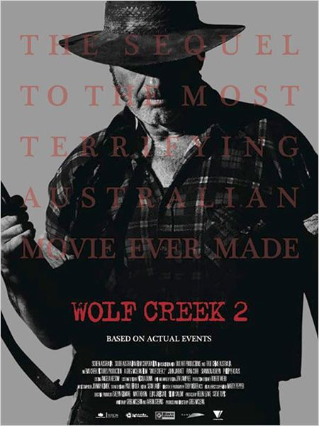 Wolf Creek 2 [ANGLAIS]