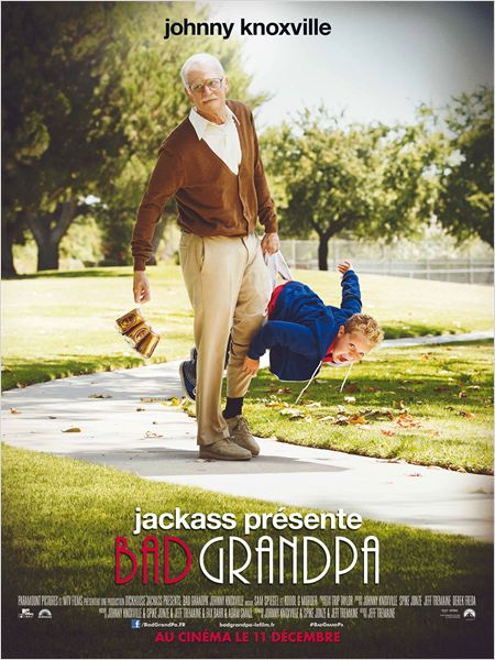 [MULTI] Bad Grandpa [DVDRiP]
