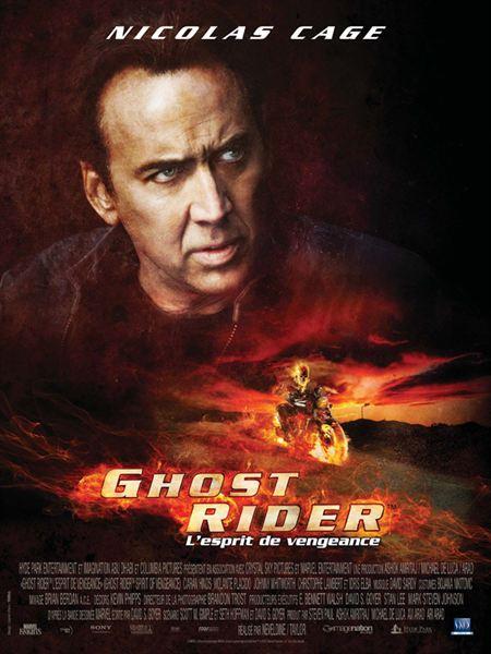 Ghost rider l'esprit de la vengeance