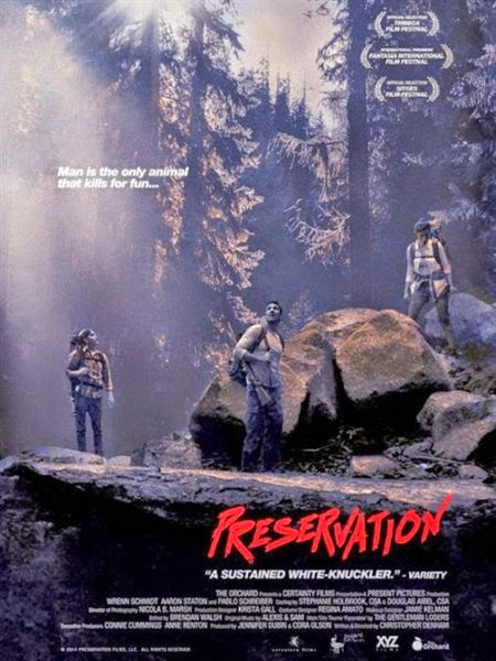 Preservation [BDRiP] [FRENCH]