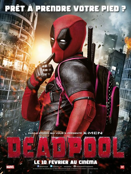 Deadpool [BDRiP] [FRENCH]