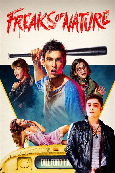 Freaks Of Nature dvdrip
