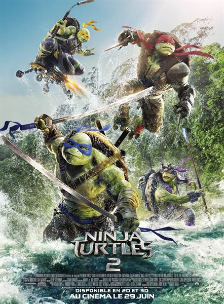 Ninja Turtles 2 EN STREAMING FRENCH DVDRIP