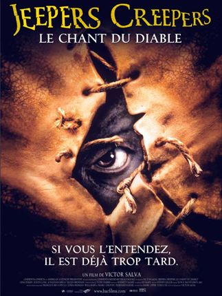 JEEPERS CREEPERS, LE CHANT DU DIABLE . VF