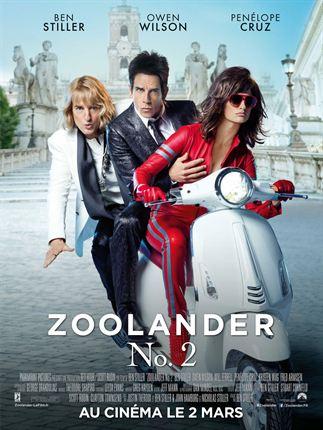Zoolander 2 : Affiche