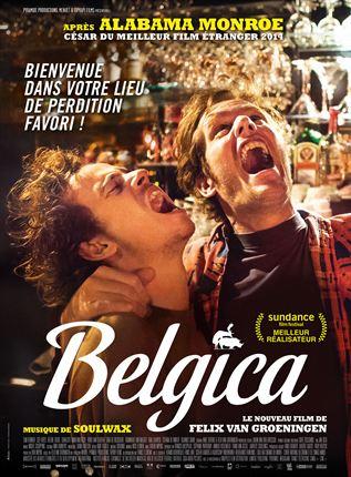 Belgica : Affiche