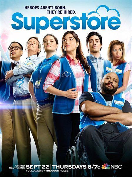 Superstore saison 2 en vo / vostfr (Episode 18 VOSTFR/??)