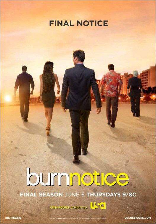 Burn Notice en Streaming gratuit sans limite