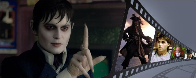 Les looks de Johnny Depp
